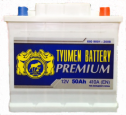 Аккумулятор Тюмень  6СТ - 50  PREMIUM