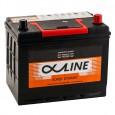 Аккумулятор AlphaLINE SD 80 (95D26L)